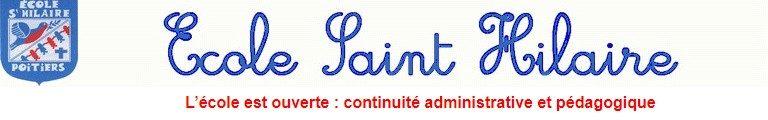 Ecole Saint Hilaire Poitiers